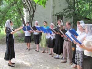 певческая школа